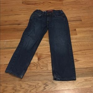 Arizona 8 Husky Relaxed straight Jean